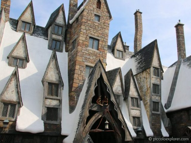 Hogsmeade Village, The Wizarding World of Harry Potter, Universal's Islands of Adventure, Orlando, FL