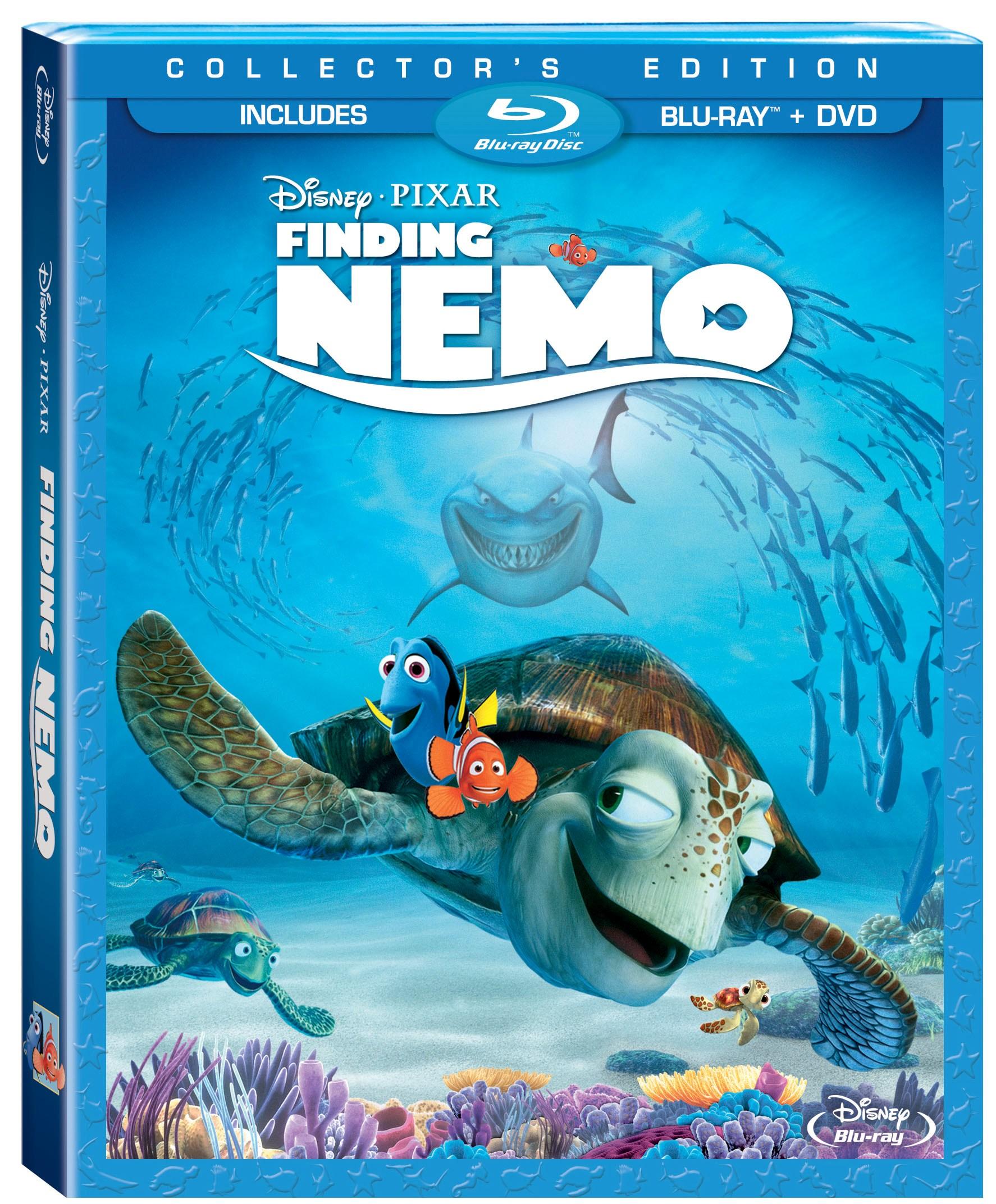 Buscando A Nemo En El Mar Sorteo