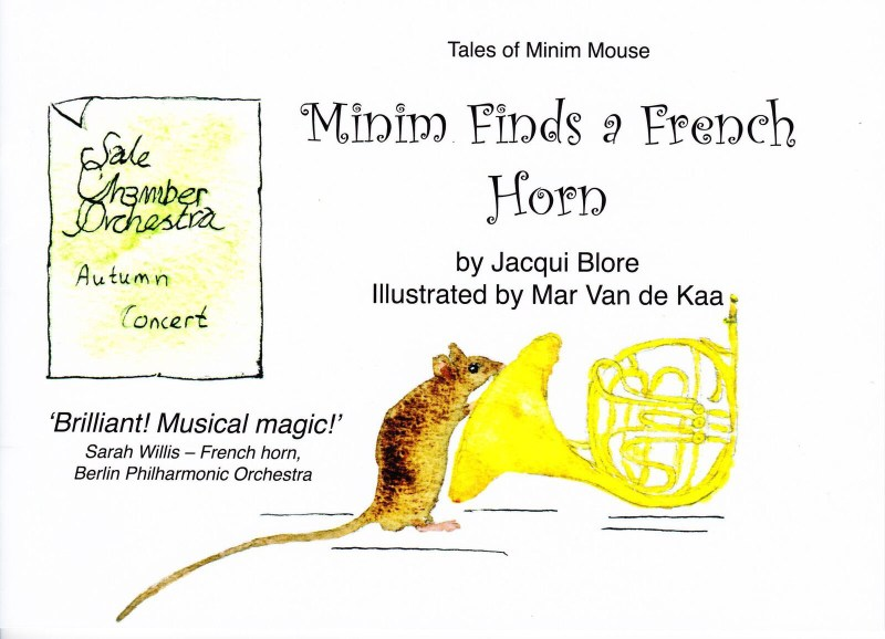 Minim Finds a French Horn