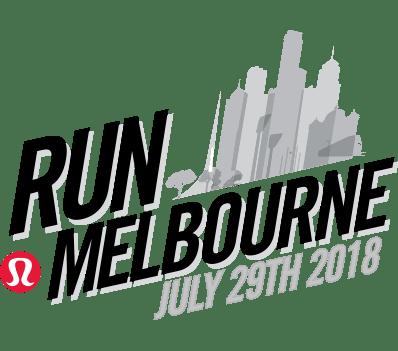 Run Melbourne 2018 Logo. PICCSI (Pacific Islands Cervical Cancer Screening Iniative) Nicola Fitzgerald