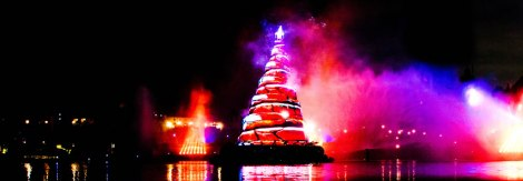 Magic on the water - Tokyo Disneysea