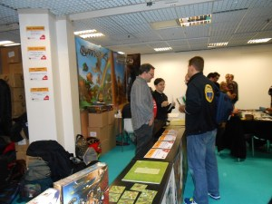 Le stand Matagot