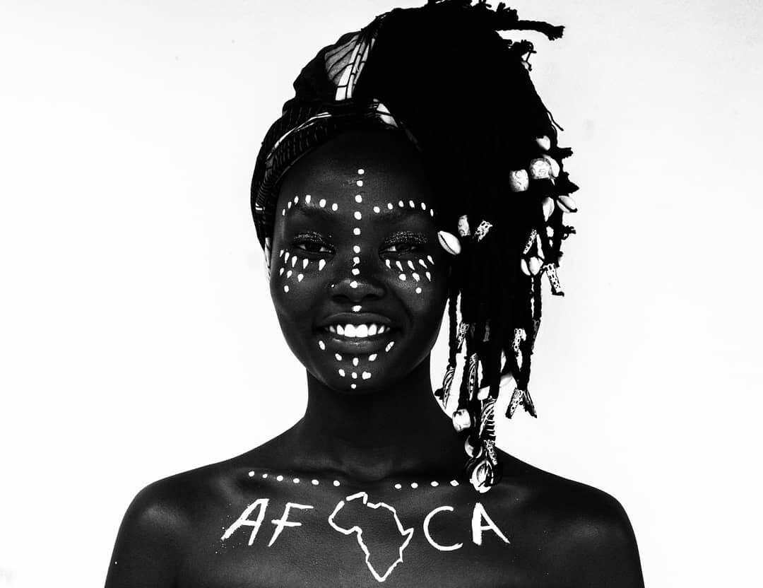 African women photographer