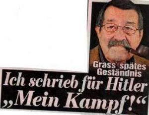 Bild Grass Mein Kampf