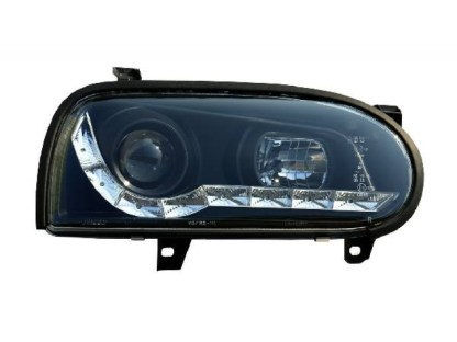 faruri tuning led daylight drl dayline vw golf 3