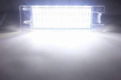 lampa numar led opel zafira b astra j astra h corsa d