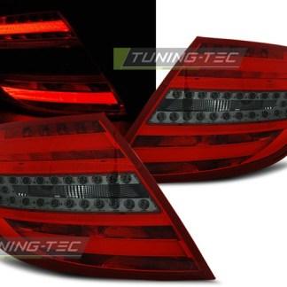 stopuri lightbar led mercedes c class w204