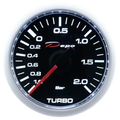 ceas indicator presiune turbo benzina 2 bar