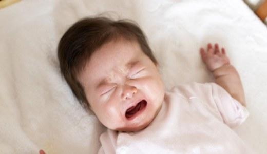赤ちゃんの気になる便秘とは!?気になる症状の解消法をご紹介