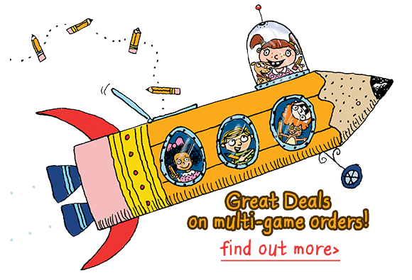 Great Deals on Multi-Game Orders!