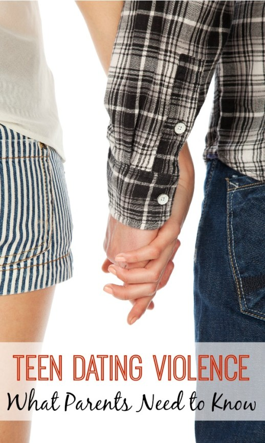 Teen Dating Violence What Parents Need to Know