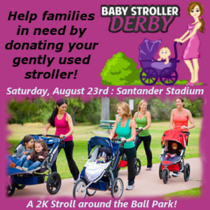 Check out the Baby Stroller Derby (Plus a Giveaway for Free Tickets!)