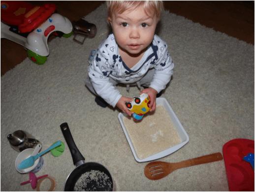 Indoor Sensory Play