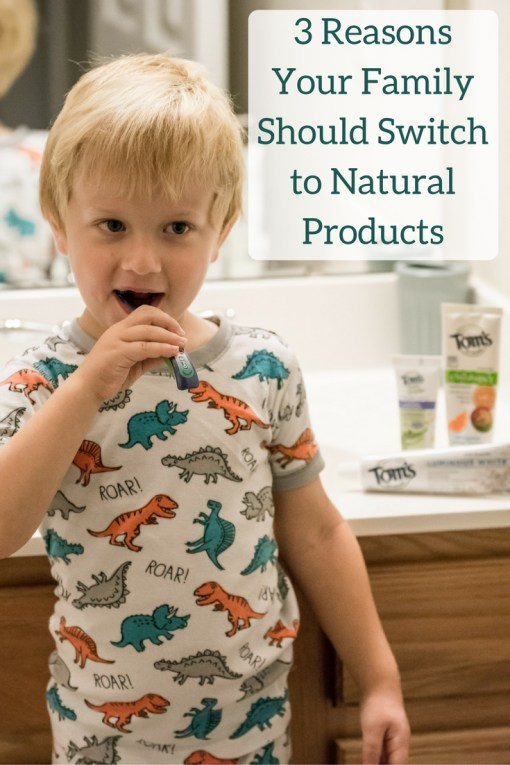 3 Compelling Reasons Your Family Should Switch to Natural Personal Care Products