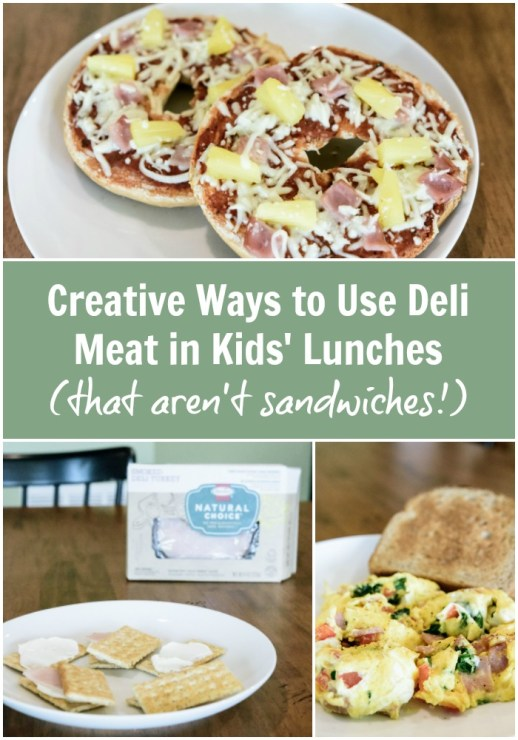 Creative Ways to Use Deli Meat in Kids' Lunches—That Aren't