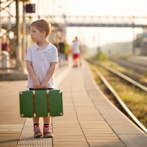 The Train Analogy That Will Completely Change How You See Your Crying Child