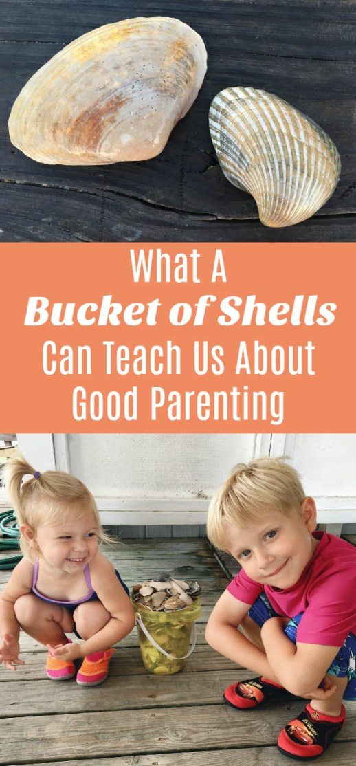 What a Bucket of Shells Can Teach Us About Good Parenting