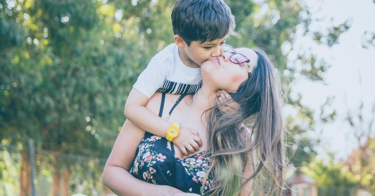 36 Non-Overused Ways to Say I Love You To Your Kids