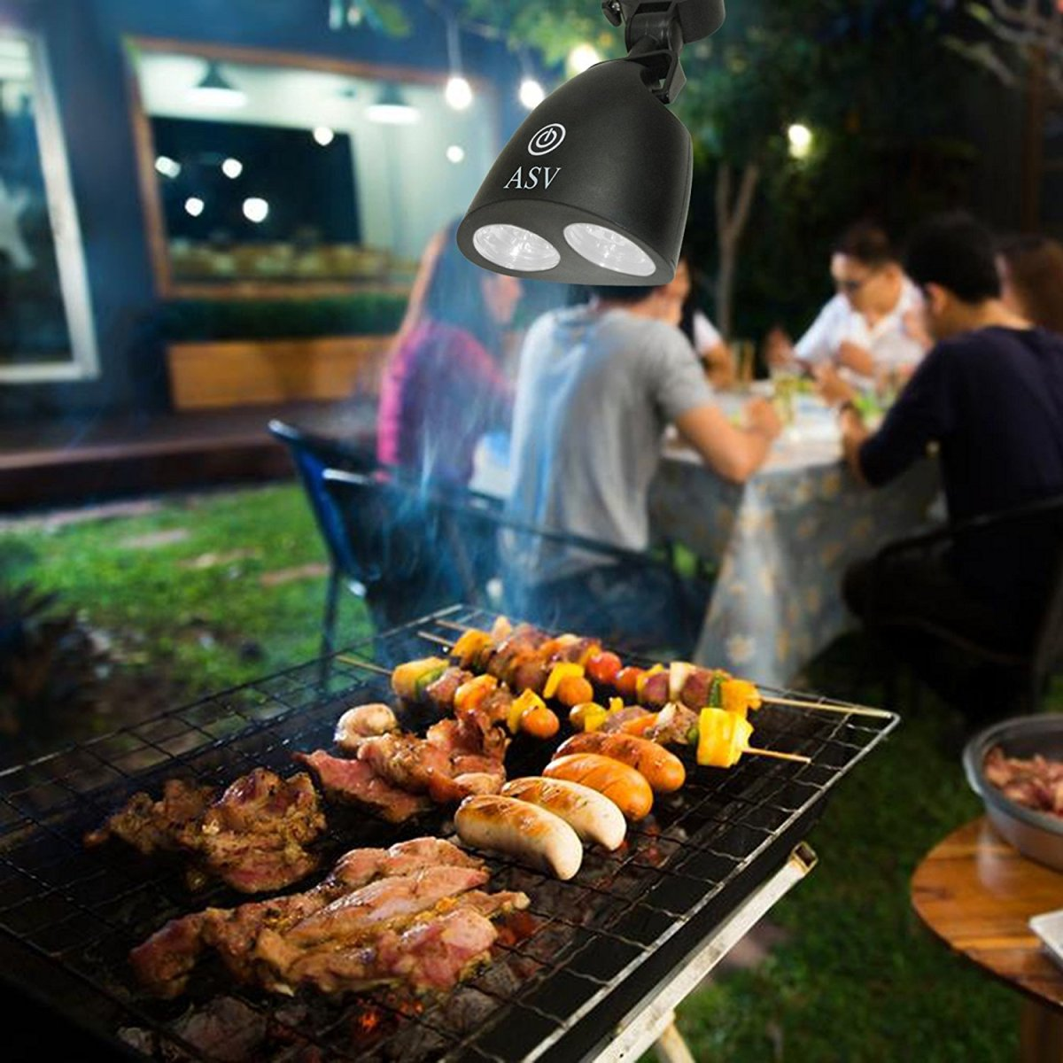 TOP 10 BEST LED GRILL LIGHTS FOR BBQ