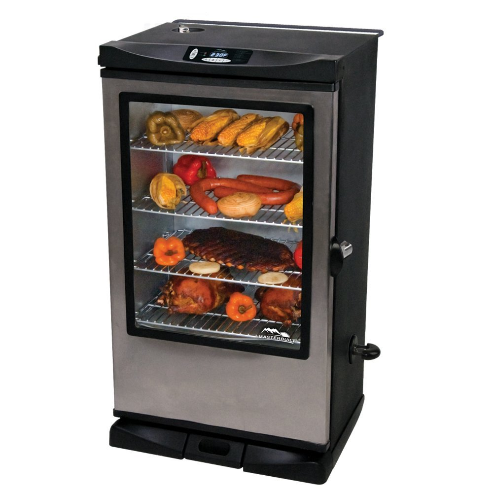 Masterbuilt 20075315 40-Inch Electric Smoker Review
