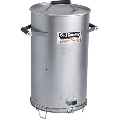 Old Smokey Electric Smoker Review-Another low budget Best Electric Smoker