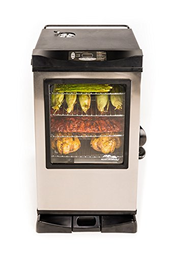 Masterbuilt 20077615 Digital Electric Smoker with Window Review