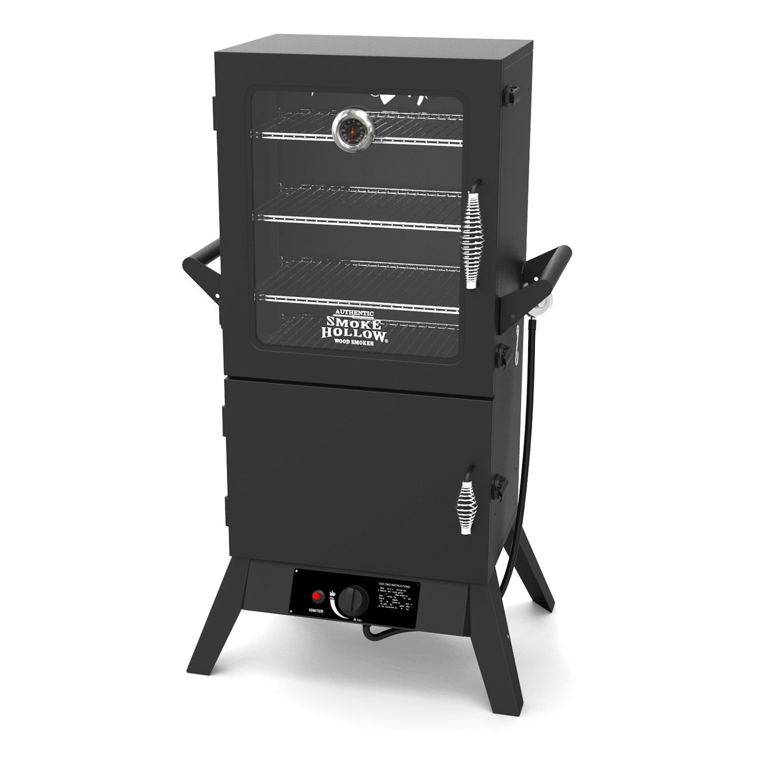 The Best 3 Electric Smoker With Glass Door You Can Buy In
