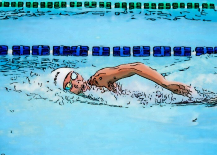 Why Swimming Is The Best Sport