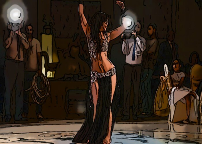 Belly Dance as Exercise, Can You Teach Yourself to Belly Dance?