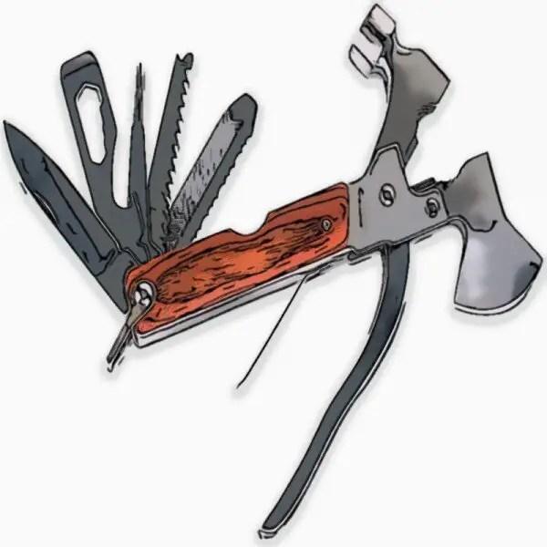 Camper's Multi-Tool