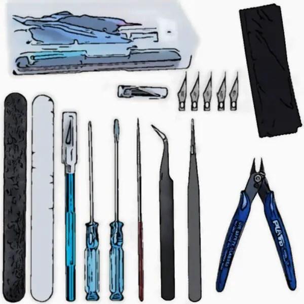 Model Tools Kit