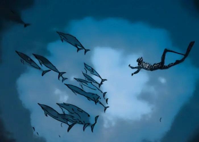 History Of Scuba Diving.