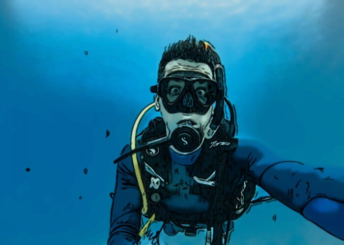 Is Scuba Diving Scary?