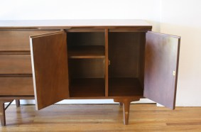Stanley credenza with side cabinet 2
