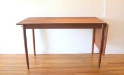 teak extension desk 3