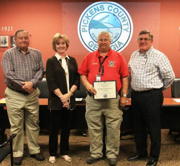 Pickens County Employee Curtis Clark. | Pickens County ...