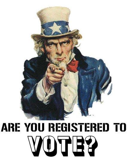 Registering To Vote – Board of Voter Registration ...