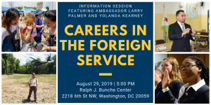 Careers in the Foreign Service Flyer