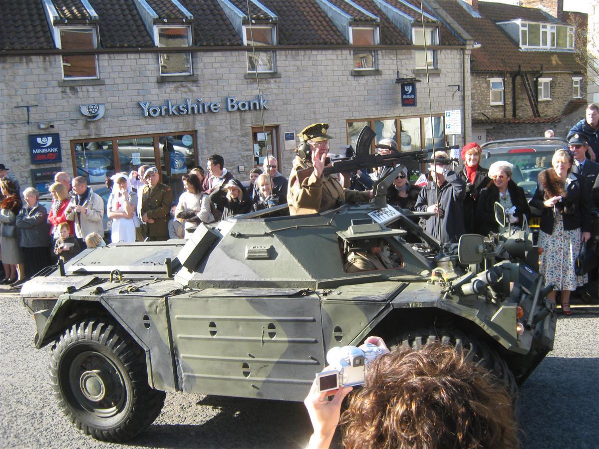 Armour Car.