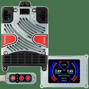 Competition SR2 Centralita Powerbox