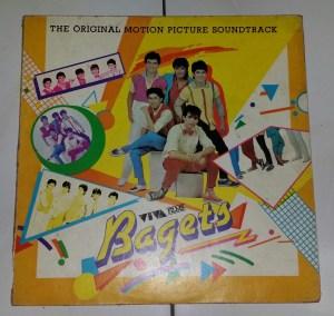 Bagets LP Front