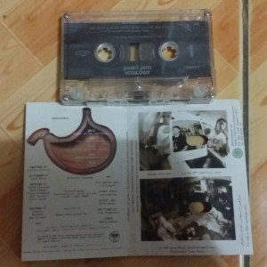 Pearl Jam VItalogy Cassette Tape
