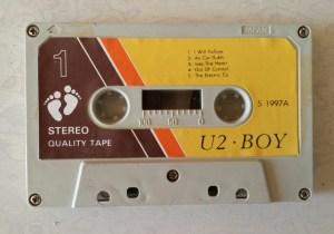 U2 Boy side a