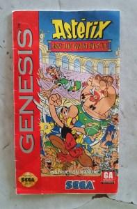 asterix manual