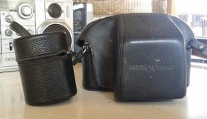 mamiya sekor camera leather case