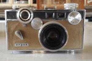 argus camera c3 front