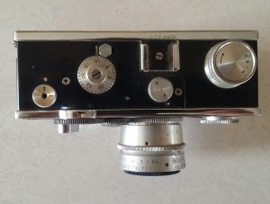 argus camera top view