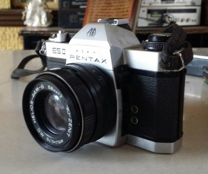 Pentax ES2 Right Side