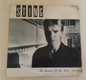 Sting Debut Album Front