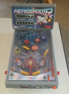 tomy astro shooter whole